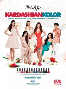 Kardashian Kolors advertisement