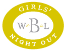 White Bear Lake Girls' Night Out logo