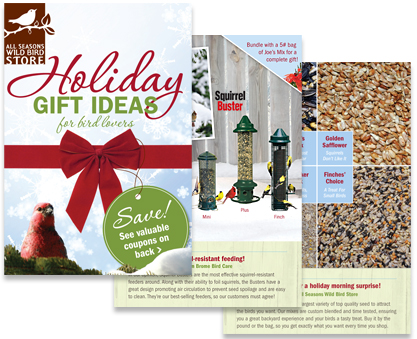 All Seasons Wild Bird Store Holiday Gift Guide